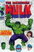 Incredible Hulk (1962-1999 1st Series) UK Edition 116UK