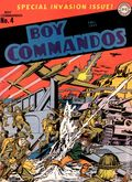 Boy Commandos (1942-1949 1st Series) 4