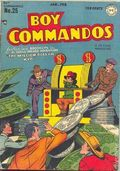 Boy Commandos (1942-1949 1st Series) 25