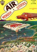 Air Wonder Stories (1929-1930 Stellar) Pulp Vol. 1 #3