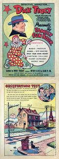 Dick Tracy Presents the Family Fun Book (1940) 0B
