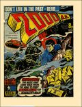 2000 AD (1977 IPC/Fleetway/Rebellion) UK 6