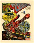 2000 AD (1977 IPC/Fleetway) UK 9B