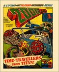 2000 AD (1977 IPC/Fleetway) UK 30