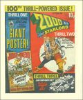 2000 AD (1977 IPC/Fleetway/Rebellion) UK 100A