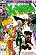 Uncanny X-Men (1963 1st Series) 171