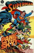 Superman Panic in the Sky TPB (1993 DC) 1st Edition 1-1ST