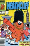 Heathcliff (1985-1991 Marvel/Star Comics) 3