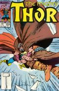 Thor (1962-1996 1st Series Journey Into Mystery) 355