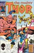 Thor (1962-1996 1st Series Journey Into Mystery) 357