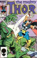 Thor (1962-1996 1st Series Journey Into Mystery) 358