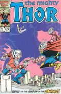 Thor (1962-1996 1st Series Journey Into Mystery) 372