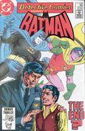 Detective Comics (1937 1st Series) 542