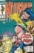 Wolverine (1988 1st Series) 53