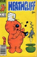 Heathcliff (1985-1991 Marvel/Star Comics) 8