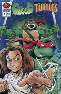 Creed Teenage Mutant Ninja Turtles (1996) 1B-LCSIGNED