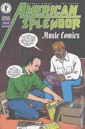 American Splendor Music Comics (1997) 1