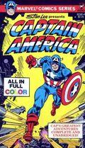 Captain America PB (1979 Pocket Book) Marvel Comics Series 1-1ST