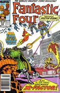 Fantastic Four (1961 1st Series) 312