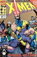 Uncanny X-Men (1963 1st Series) 280