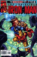 Iron Man (1998 3rd Series) 22