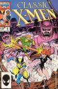 X-Men Classic (1986-1995 Marvel) Classic X-Men 6