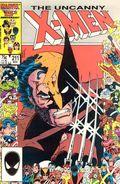 Uncanny X-Men (1963 1st Series) 211
