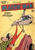 Plastic Man (1943 Vital/Quality) 15