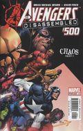 Avengers (1997 3rd Series) 500A