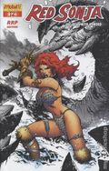 Red Sonja (2005 Dynamite) 12RRP