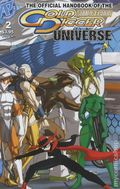 Gold Digger Sourcebook Official Universe Handbook (2006) 2