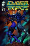 Cyberforce (1993 2nd Series) 10A