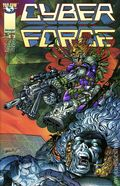 Cyberforce (1993 2nd Series) 35