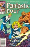 Fantastic Four (1961 1st Series) 260