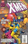 Uncanny X-Men (1963 1st Series) 334