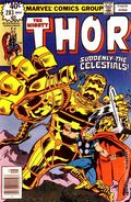 Thor (1962-1996 1st Series Journey Into Mystery) 283