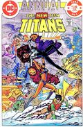 New Teen Titans (1980) Annual 1
