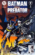 Batman vs. Predator (1991 1st Series) 1N