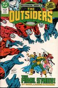 Outsiders (1985 1st Series) 28
