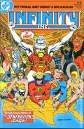 Infinity Inc. (1984-1988 1st Series) 10