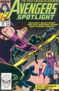 Avengers Spotlight (1989-1991 Marvel) 24