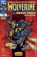 Wolverine vs. The Brood Queen (1999 Adventure Game) 1