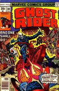 Ghost Rider (1973 1st Series) 30