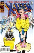 Uncanny X-Men (1963 1st Series) 318D
