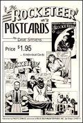 Rocketeer Postcards Set by Dave Stevens (1984) 2