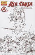Red Sonja (2005 Dynamite) 19E