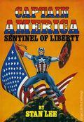 Captain America Sentinel of Liberty HC (1979 Fireside) 1-1ST