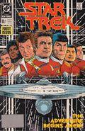 Star Trek (1989 2nd Series DC) 1
