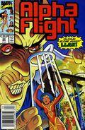 Alpha Flight (1983 1st Series) 83