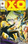 X-O Manowar (1992 1st Series) 3
